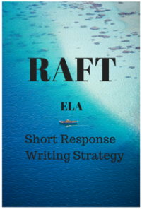 RAFT ELA Short Response Writing Strategy-4 copy-2