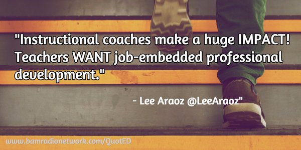 My Instructional Coaches Quote