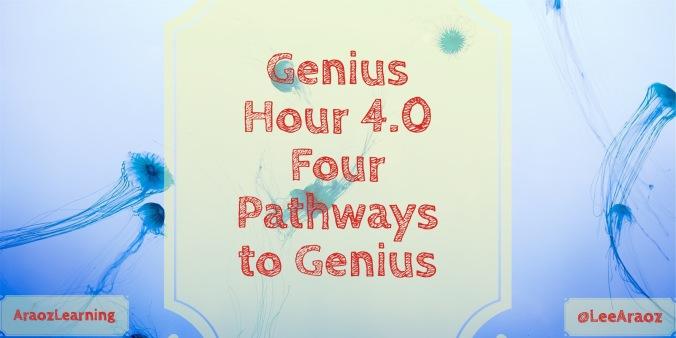 Genius Hour 4.0